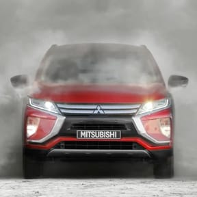 Eclipse Cross Mitsubishi 2019 video2