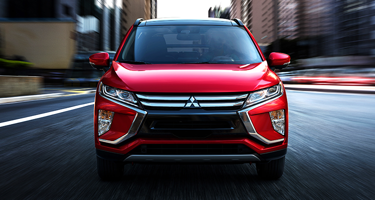 2019 Mitsubishi Eclipse Cross Styling