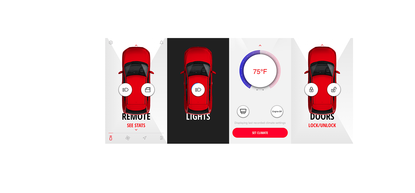 Overview of the 2019 Mitsubishi Connect App for the Eclipse Cross