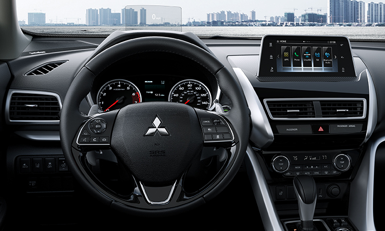 2019 Mitsubishi Eclipse Cross Costumize Interior