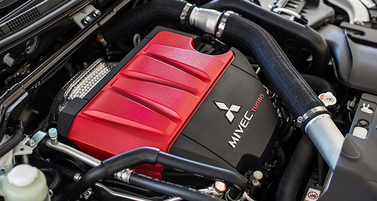 303 horse power engine 2015 lancer evo final edition