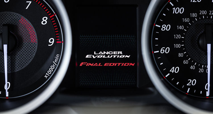 dashboard start up sequence 2015 lancer evo final edition