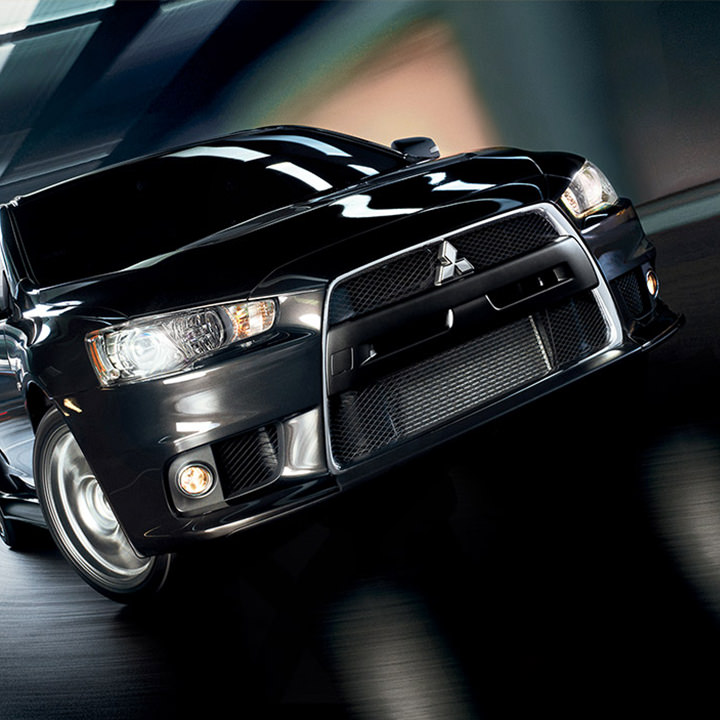 standard equipped fog lights 2015 mitsubishi lancer evo