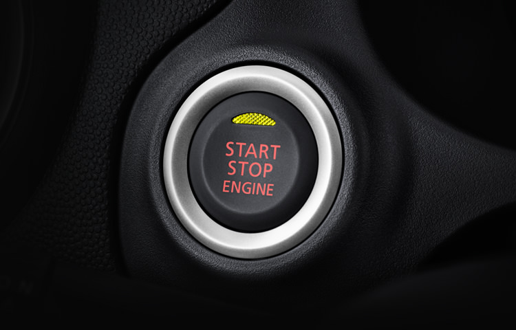 2017 Mitsubishi Mirage G4 FAST key entry and push to start