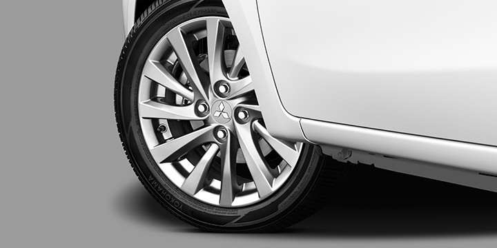 Wheel Styling 2017 Mitsubishi Mirage G4