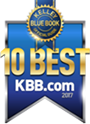 KBB ten best logo