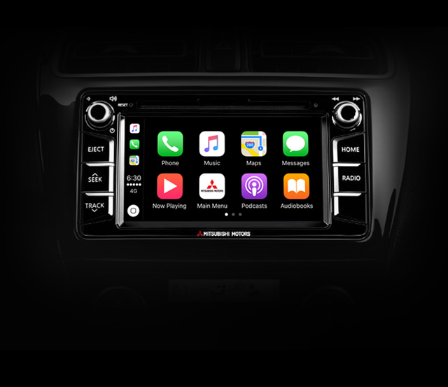 Apple Home 2018 Mitsubishi Mirage g4