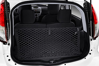 Mitsubishi iMiEV cargo net accessory for cargo area