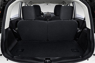 Mitsubishi iMiEV reversible Cargo Mat Accessory for cargo area