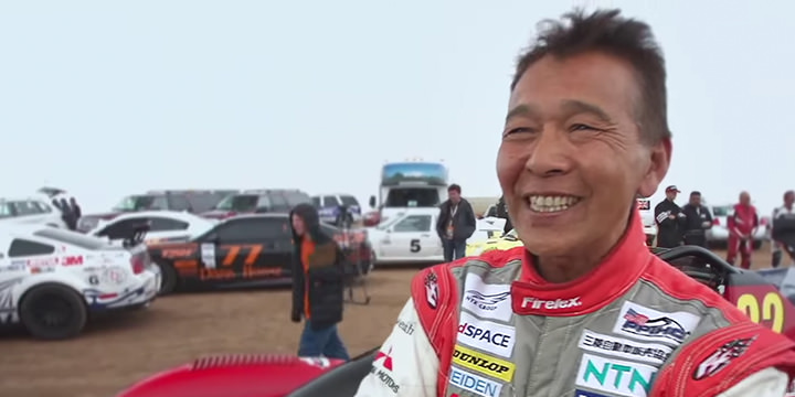 Mitsubishi at Pikes Peak International Hill Climb - Race Day