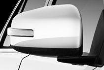 Heated Side Mirrors 2017 Mitsubishi Lancer