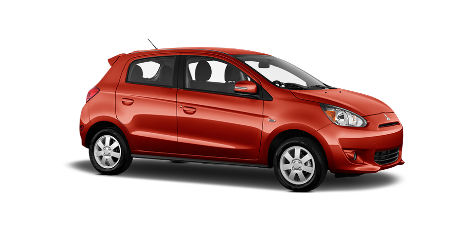Infrared 2015 Mitsubishi Mirage Exterior 360 View