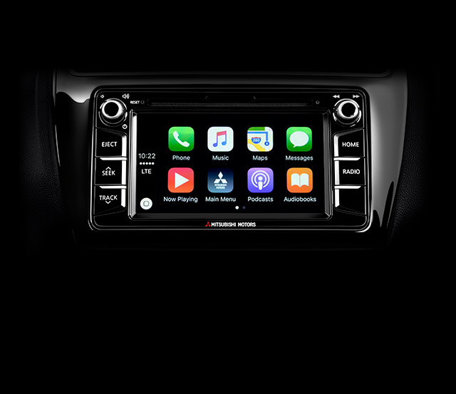 Apple Home 2017 Mitsubishi Mirage