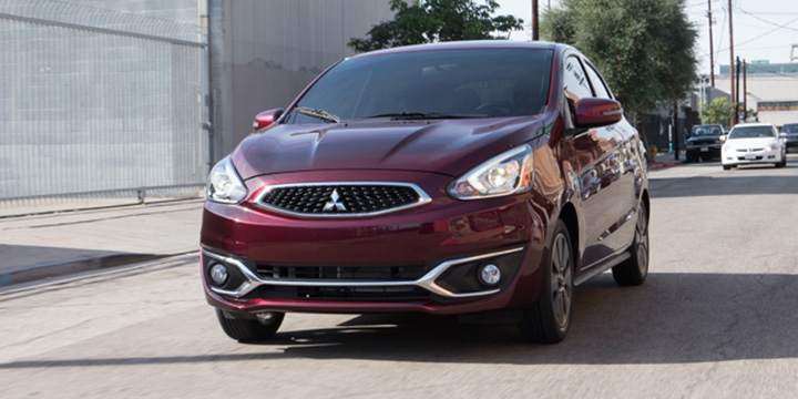 Redesigned-Front-Grille-2017-Mitsubishi-Mirage