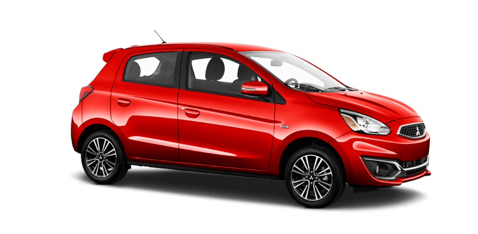 Infrared 2017 Mitsubishi Mirage Exterior 360 View