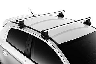 roof rack kit for 2018 Mitsubishi Mirage