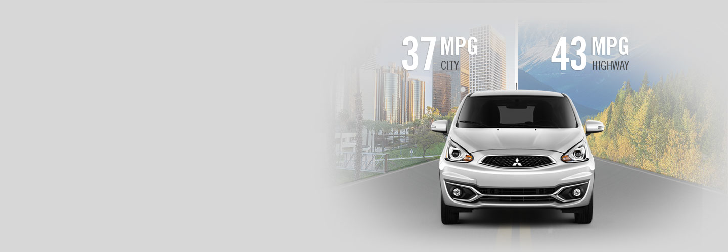 2018 Mitsubishi Mirage Performance Features | Mitsubishi Motors