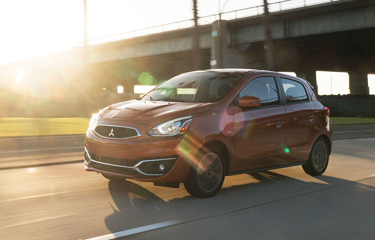 Discover why the 2019 Mitsubishi Mirage is the most fuel efficient non hybrid car in America.