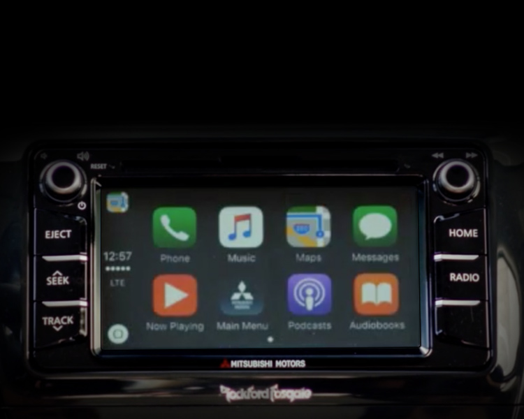 MIR VLP Technology carplay