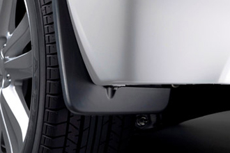 Mudguards (Front and Rear)