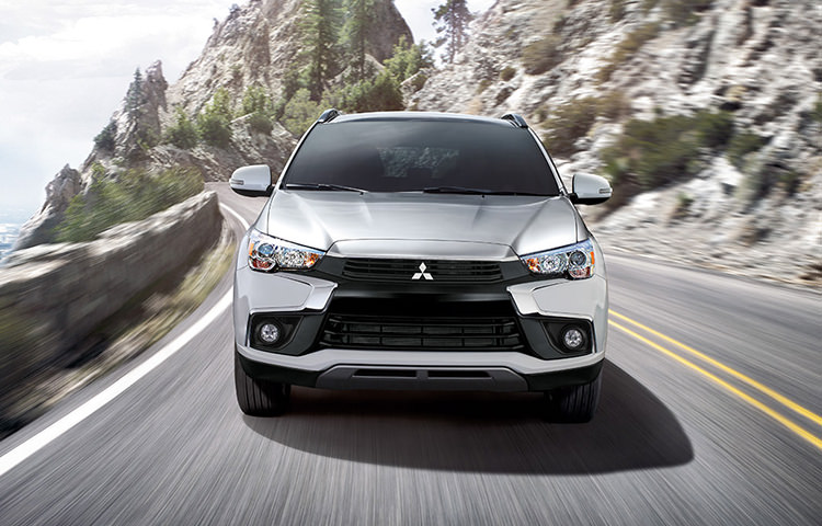 Mitsubishi is all about superior performance, and that's why All-Wheel-Control is available on every trim.