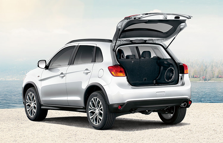 Explore with confidence, knowing you're backed by Mitsubishi's 10-year/100,000-mile powertrain limited warranty.