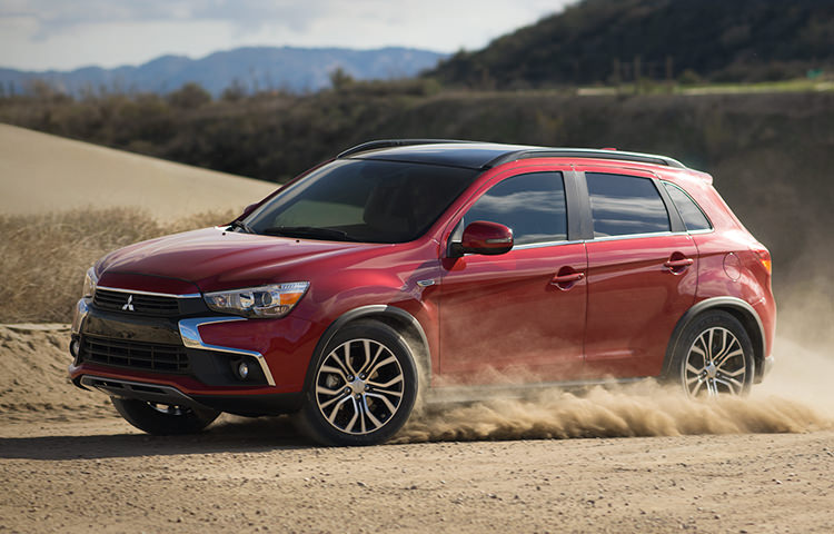 2017 mitsubishi outlander sport mpg performance. Black Bedroom Furniture Sets. Home Design Ideas
