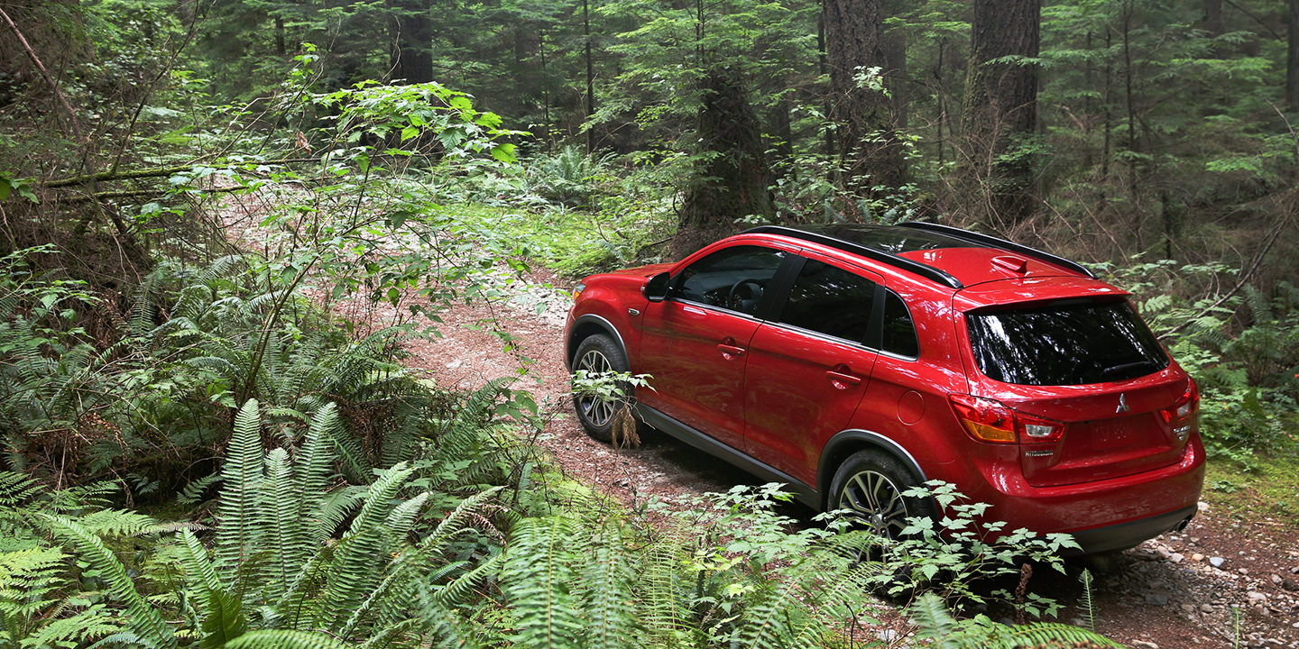 Off Road All Wheel Control 2017 Mitsubishi Outlander Sport
