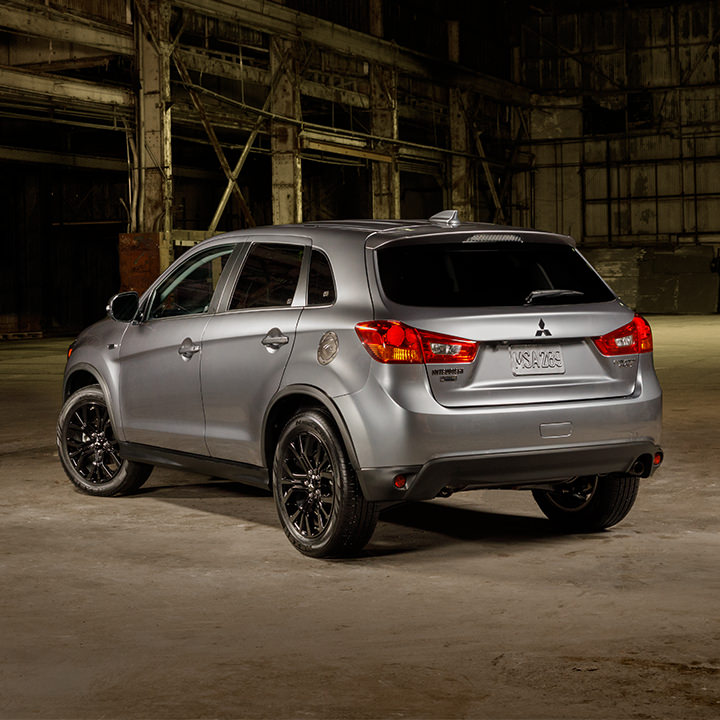 Mitsubishi Outlander Se: 2017 Mitsubishi Outlander Sport Limited Edition