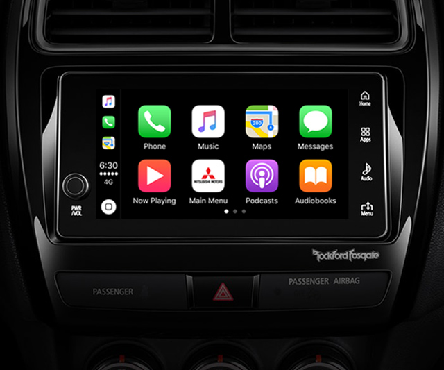 2018 Mitsubishi Outlander Sport Features Technology 02