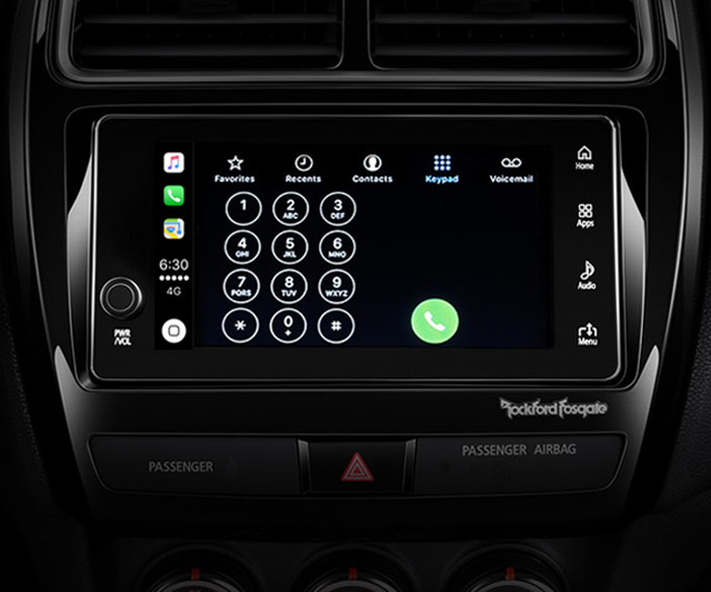 2018 Mitsubishi Outlander Sport Features Technology 03