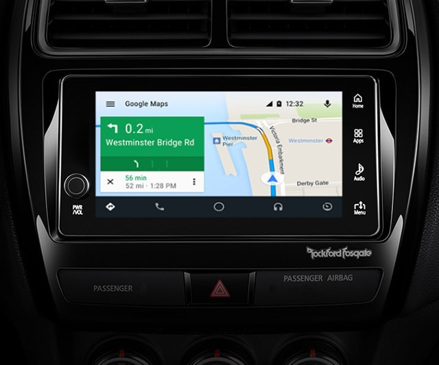 2018 Mitsubishi Outlander Sport Features Technology Android Navigation