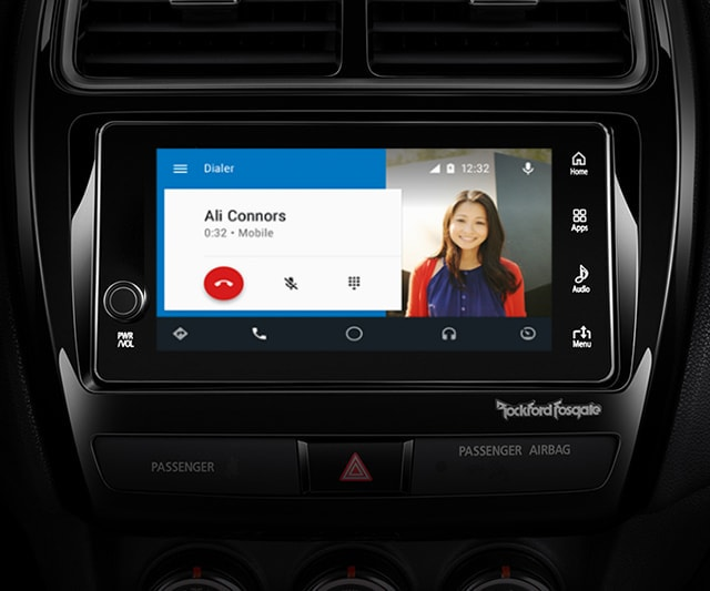 2018 Mitsubishi Outlander Sport Features Technology Android dialer