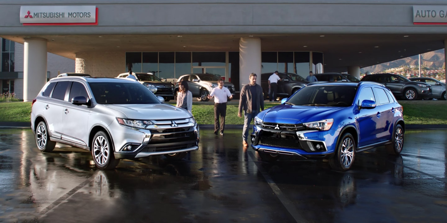 Mitsubishi Outlander y Outlander Sport 2018 You Can't Go Wrong