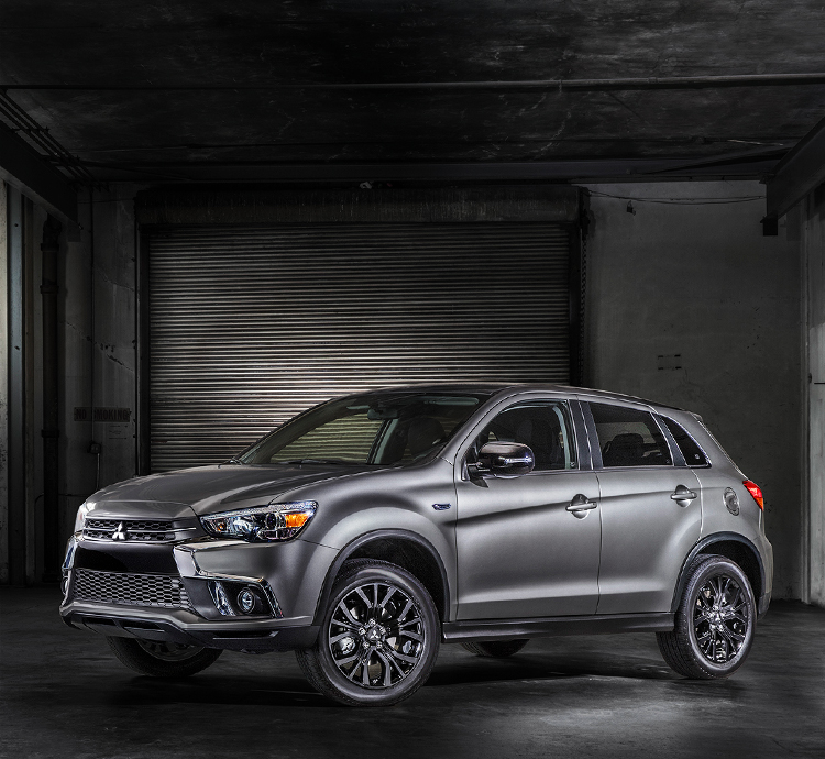2018 Limited Edition Outlander Sport hero