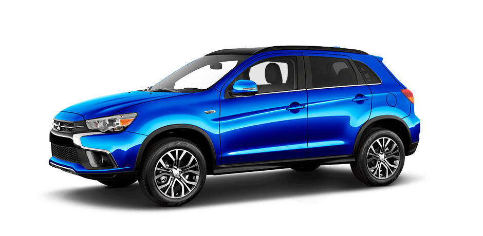 2018 mitsubishi sports car. beautiful car octane blue metallic 2018 mitsubishi outlander sport exterior 360 view in mitsubishi sports car o