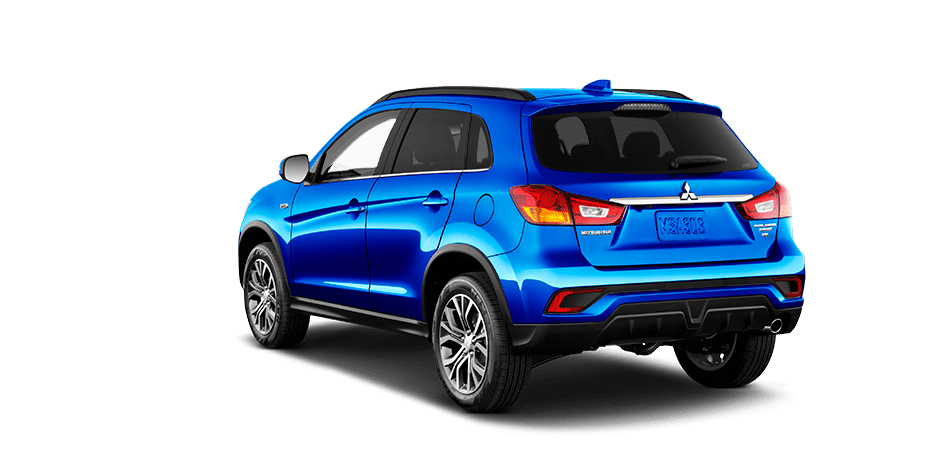 2018 mitsubishi sports car.  car octane blue metallic 2018 mitsubishi outlander sport exterior 360 view and mitsubishi sports car