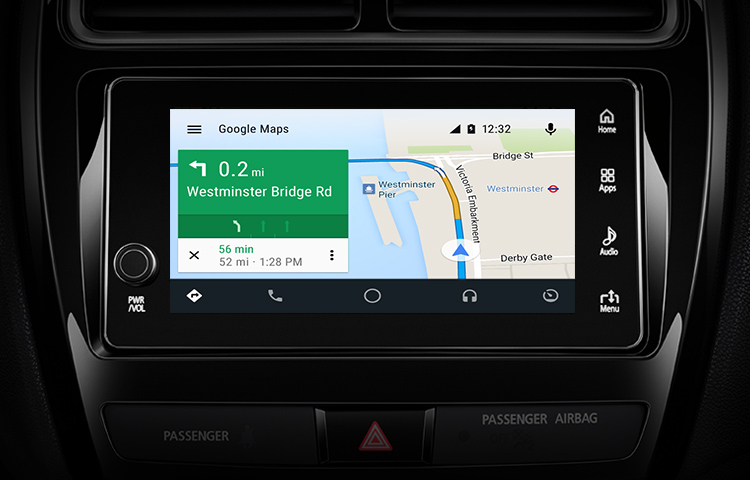 2019 Mitsubishi Outlander Sport Features Technology Android Navigation