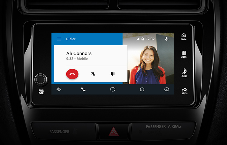 2019 Mitsubishi Outlander Sport Features Technology Android dialer