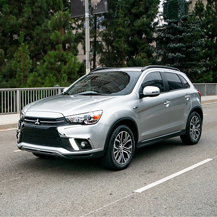 2019 mitsubishi outlander sport interior exterior gallery mitsubishi motors. Black Bedroom Furniture Sets. Home Design Ideas