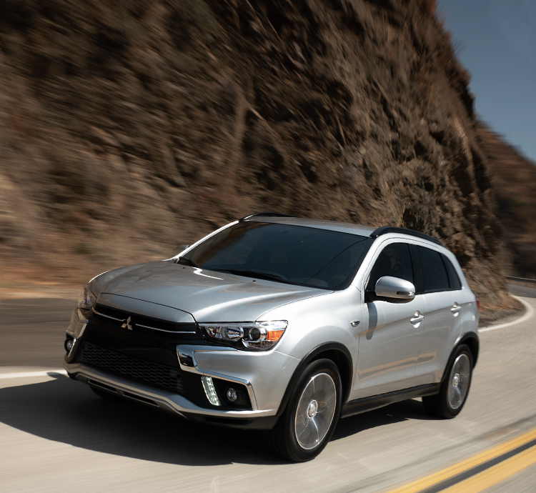 2019 mitsubishi outlander sport crossover mitsubishi motors. Black Bedroom Furniture Sets. Home Design Ideas