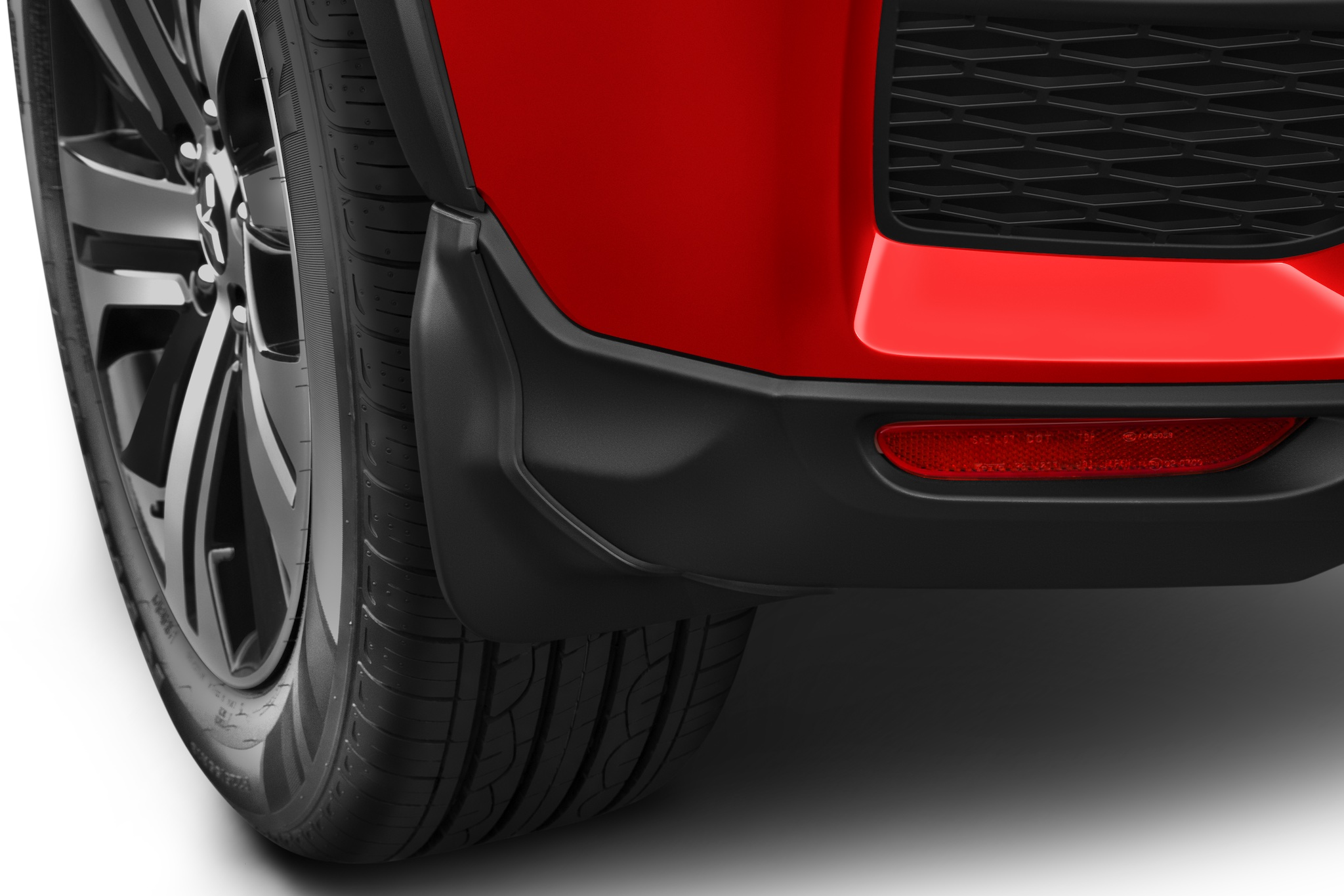 Mud Guards (Front and Rear)