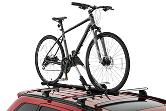 upright bike mount accessory 2016 Mitsubishi Outlander Crossover SUV
