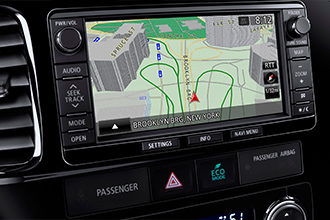 touchscreen navigation display for 2016 Mitsubishi Outlander CUV
