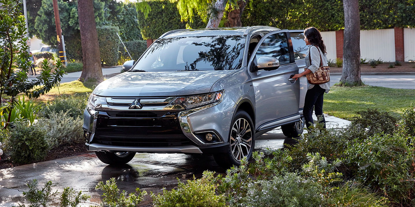 video thumb I Spy 2017 Mitsubishi Outlander