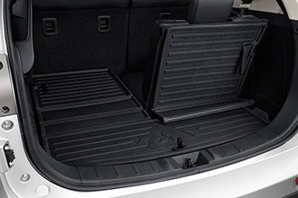 luggage tray for 2018 Mitsubishi Outlander SUV trunk