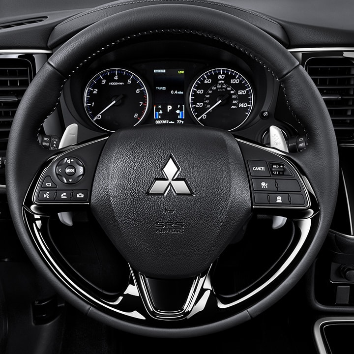 2018 mitsubishi asx titanium. perfect asx leather wrapped steering wheel 2018 mitsubishi outlander in mitsubishi asx titanium