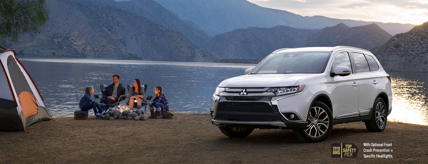 2018 mitsubishi new models. modren mitsubishi 2018 mitsubishi outlander by campsite throughout mitsubishi new models