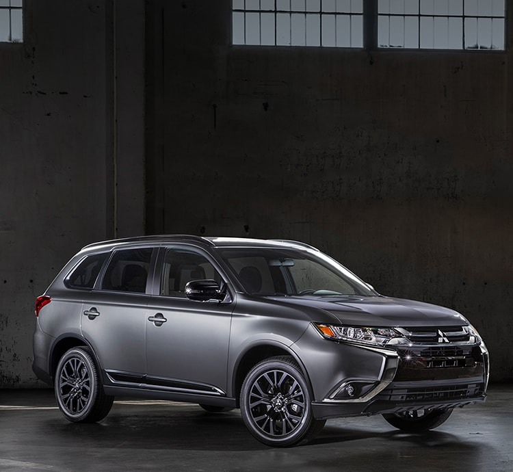 Mitsubishi Sports Car List: 2018 Mitsubishi Outlander Limited Edition