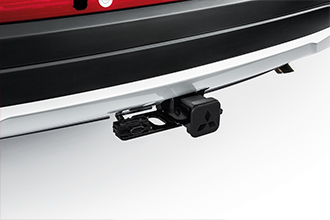 trailer bike carrier tow hitch 2019 Mitsubishi Outlander accessories